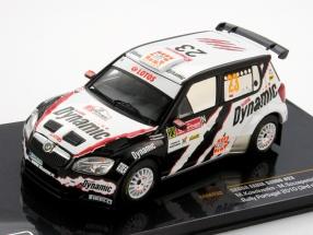 Skoda Fabia S2000 #23 3rd S-WRC Rally Portugal 2010 1:43