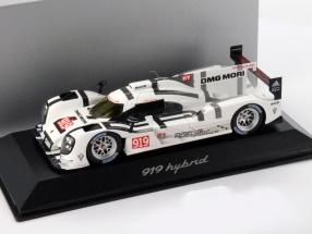 Porsche 919 hybrid #919 Prototype LeMans 2014 1:43 Spark
