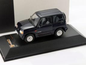 Suzuki Vitara Year 1992 dark blue 1:43 Premium X
