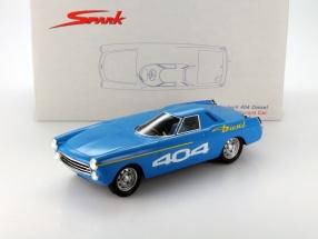 Peugeot 404 Diesel Record Car 1:18 Spark