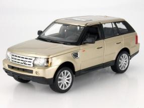 Range Rover Sport gold 1:18 Bburago