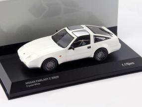 Nissan Fairlady Z 300 ZR (HZ31) Year 1986 crystal white 1:43 Kyosho
