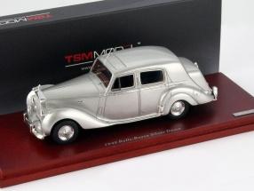 Rolls Royce Silver Dawn Baujahr 1949 silber 1:43 TrueScale