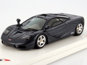 McLaren F1 Baujahr 1993 Prototype XP-4 dunkelblau 1:43 TrueScale