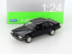 Volkswagen VW Santana black 1:24 Welly