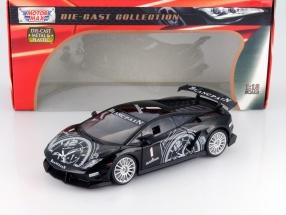 Lamborghini Gallardo LP560-4 Super Trofeo #1 black 1:18 MotorMax