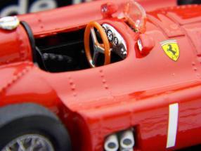 JM Fangio FerrariD50 GP Gran Bretagna 1956 1:43 Brumm