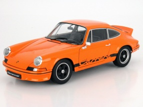 Porsche 911 Carrera RS 2.7 Orange 1:18 Welly