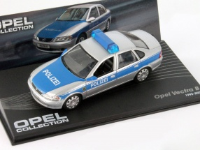 Opel Vectra B 4-door Police Year 1995-2002 1:43 Altaya