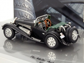 Bugatti Type 54 Roadster Year 1931 black 1:43 Minichamps