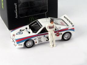 Christian Geistdörfer Racer Figure Lancia Martini 1:43 FigurenManufaktur