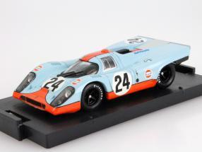 Porsche 917K #24 1000km Spa 1970 Siffert / Redman 1:43 Brumm