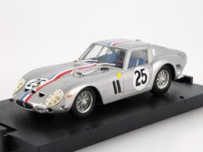 Ferrari 250 GTO #25 24h LeMans 1963 Dumay / Dernier 1:43 Brumm