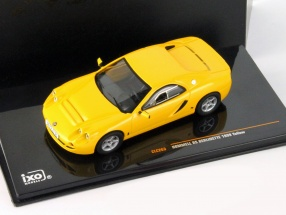 Hommell RS Berlinette Year 1999 yellow 1:43 Ixo