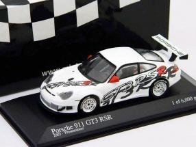 Porsche 911 GT3 RSR 2003 Presentation 1:43 Minichamps