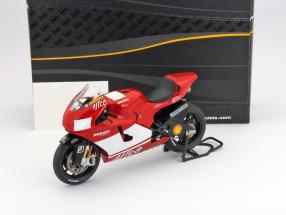 Sete Gibernau Ducati Desmosedici GP6 Moto GP 2003 1:12 Ixo