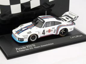Porsche 935/76 #4 Martini 6h Watkins Glen 1976 1:43 Minichamps