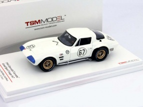 Chevrolet Corvette Grand Sport Coupe #67 3. Platz Road America 1:43 TrueScale