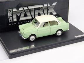 DAF 600 Baujahr 1958 grün 1:43 Matrix
