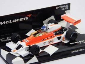 P. Tambay McLaren Ford M26 Formel 1 1978 1:43 Minichamps