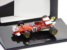J. Ickx Ferrari 312B #18 GP Canada Formel 1 1970 1:43 HotWheels Elite