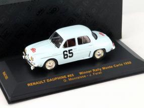 Renault Dauphine #65 Winner Rally Monte Carlo 1958 1:43 Ixo