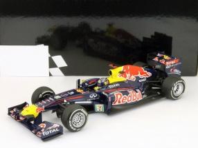 Sebastian Vettel Red Bull RB7 Formel 1 Weltmeister GP Japan 2011 1:18 Minichamps