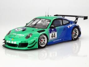 Porsche 911 GT3 R #44 24h Nürburgring 2014 Team Falken 1:18 Spark