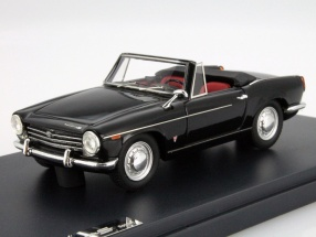 Innocenti 950 S Spider Year 1962 black 1:43 Matrix