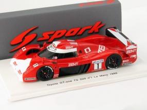 Toyota GT-one TS 020 #1 24h LeMans 1999 Brundle / Collard / Sospiri 1:43 Spark