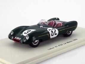 Lotus XI #32 24h LeMans 1956 Chapman / Mackay Fraser 1:43 Spark