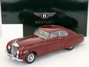 Bentley R-Type Continental 1954 red 1:18 Minichamps