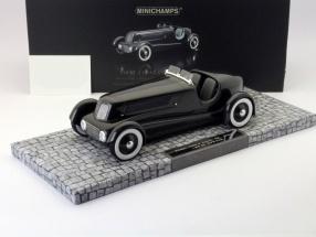 Edsel Ford´s Model 40 Special Speedster Baujahr 1934 schwarz 1:18 Minichamps