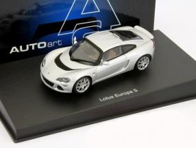 Lotus Europa S year 2006 silver 1:43 AUTOart