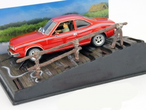 AMC Hornet James Bond Movie Car of the man with the golden gun red 1:43 Ixo