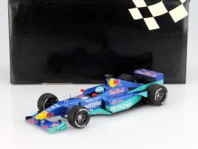 Mika Salo Red Bull Sauber Petronas C19 Formula 1 2000 1:18 Minichamps