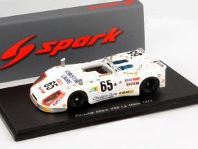 Porsche 908/2 #65 24h LeMans 1974 Poirot / Rondeau 1:43 Spark