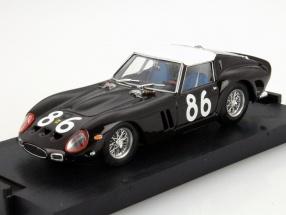 Ferrari 250 GTO #86 Targa Florio 1962 Scarlatti, Ferraro 1:43 Brumm
