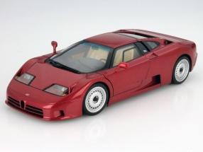 Bugatti EB110 GT Baujahr 1991 dunkel rot 1:18 AUTOart