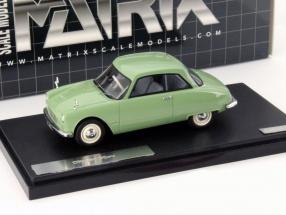 Citroen Bijou Year 1960 green 1:43 Matrix