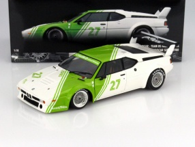 BMW M1 Procar E26 #27 Procar Series 1980 Jones 1:18 Minichamps