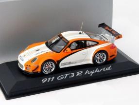 Porsche Consulting 911 GT3 R Hybrid Presentation Car 1:43 Minichamps