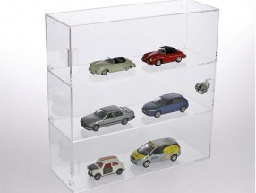 Acyrl Showcase for Model cars in the Scale 1:43 320 x 320 x 110 mm SAFE