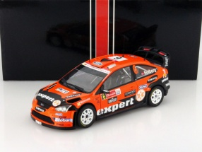 Ford Focus RS WRC08 #6 Rally Mexico 2010 Solberg, Minor 1:18 SunStar