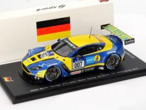 Aston Martin Vantage GT3 #007 5th ADAC 24h Nürburgring 2014 1:43 Spark