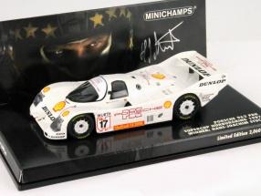 Porsche 962 PDK #17 Winner Supercup Nürburgring 1987 Stuck 1:43 Minichamps