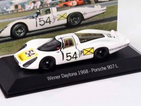 Porsche 907 LH #54 Winner 24h Daytona 1968 1:43 Spark