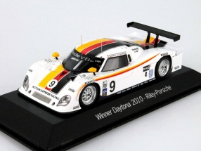 Porsche-Riley #9 Winner 24h Daytona 2010 1:43 Spark