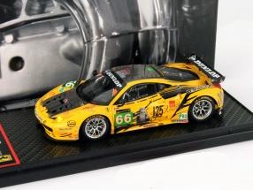 Ferrari 458 Italia GT2 JMW Motorsport #66 24h LeMans 2013 1:43 BBR