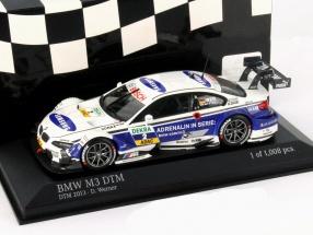 BMW M3 DTM (E92) BMW Team Schnitzer #2 DTM 2013 Werner 1:43 Minichamps